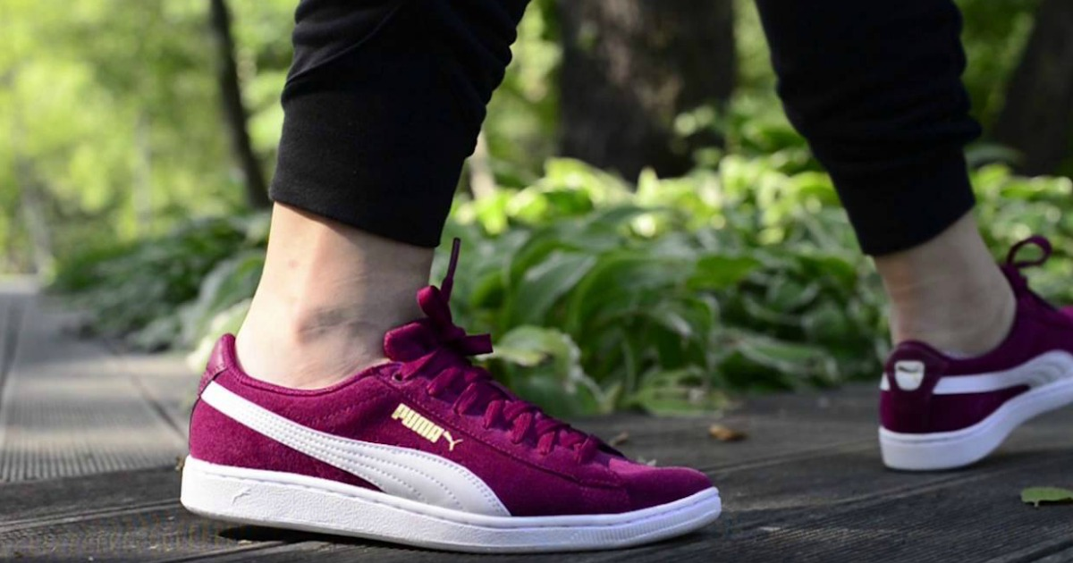 55c918598f3 PUMA Women's Sneakers Only $29.99 Shipped (Regularly $55) + More ...