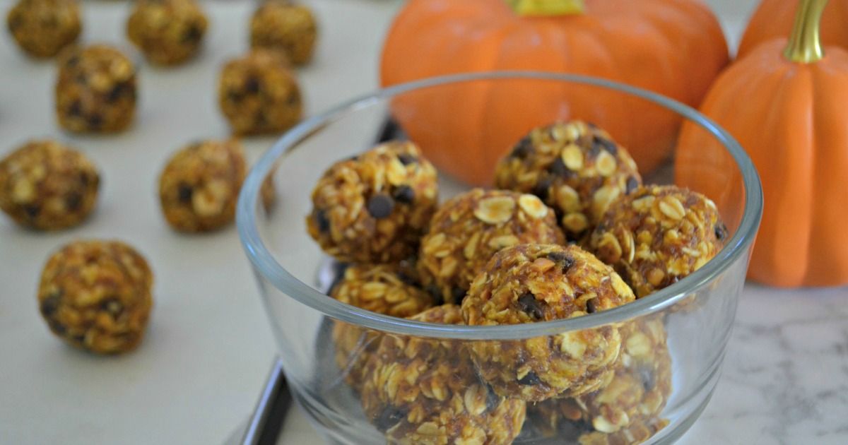 oatmeal pumpkin recipe
