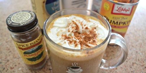 This Homemade Pumpkin Spice Latte Tastes Better Than Starbucks (& It's Cheaper!)