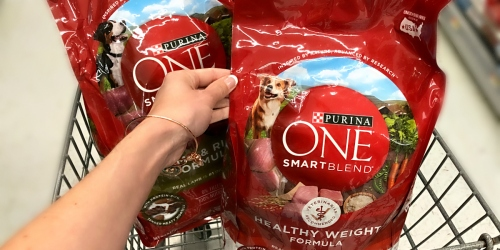 FREE Purina Dog Food or Cat Food Coupon