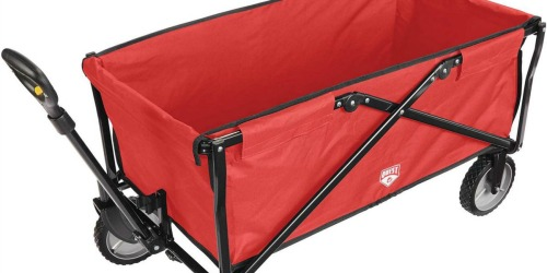 Quest Folding Sports Wagon Only $39.98 at Dick's Sporting Goods