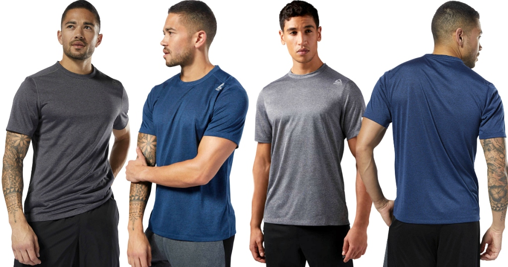 Reebok Men's Tees on Ebay