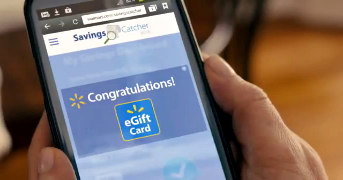 The walmart savings catcher program will require walmart pay - Savings Catcher Walmart eGift Card