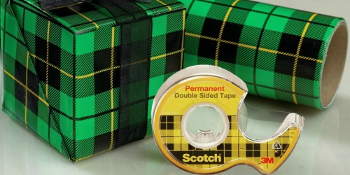 Scotch Brand Double Sided Tape w/ Dispenser Only $2.44 (Regularly $4.43)