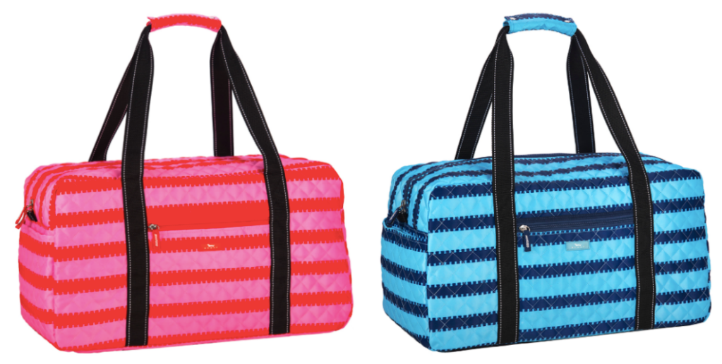 40c524c176 Scout Chelsea Getaway Weekender Bag in Pink or Blue Only $59.99 shipped  (regularly $105)