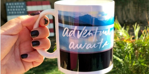 FREE Shutterfly Personalized Ceramic Mug (Just Pay Shipping)