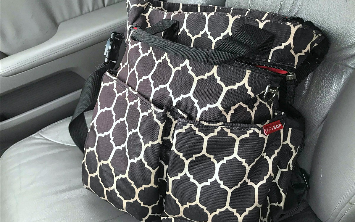 baby registry must have items to register for include this skip hop diaper bag