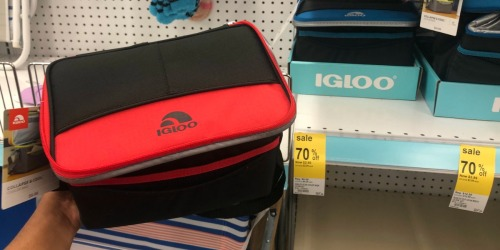 Igloo Lunch Boxes Possibly as Low as $2.99 (Regularly $10) at Walgreens