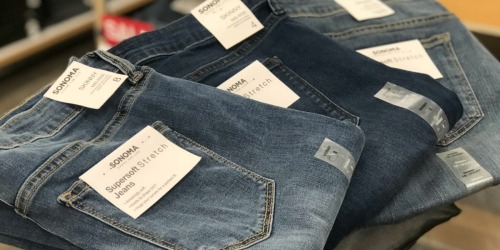 Sonoma Women's Jeans from $12.99 Each Shipped for Kohl's Cardholders (Regularly $36)