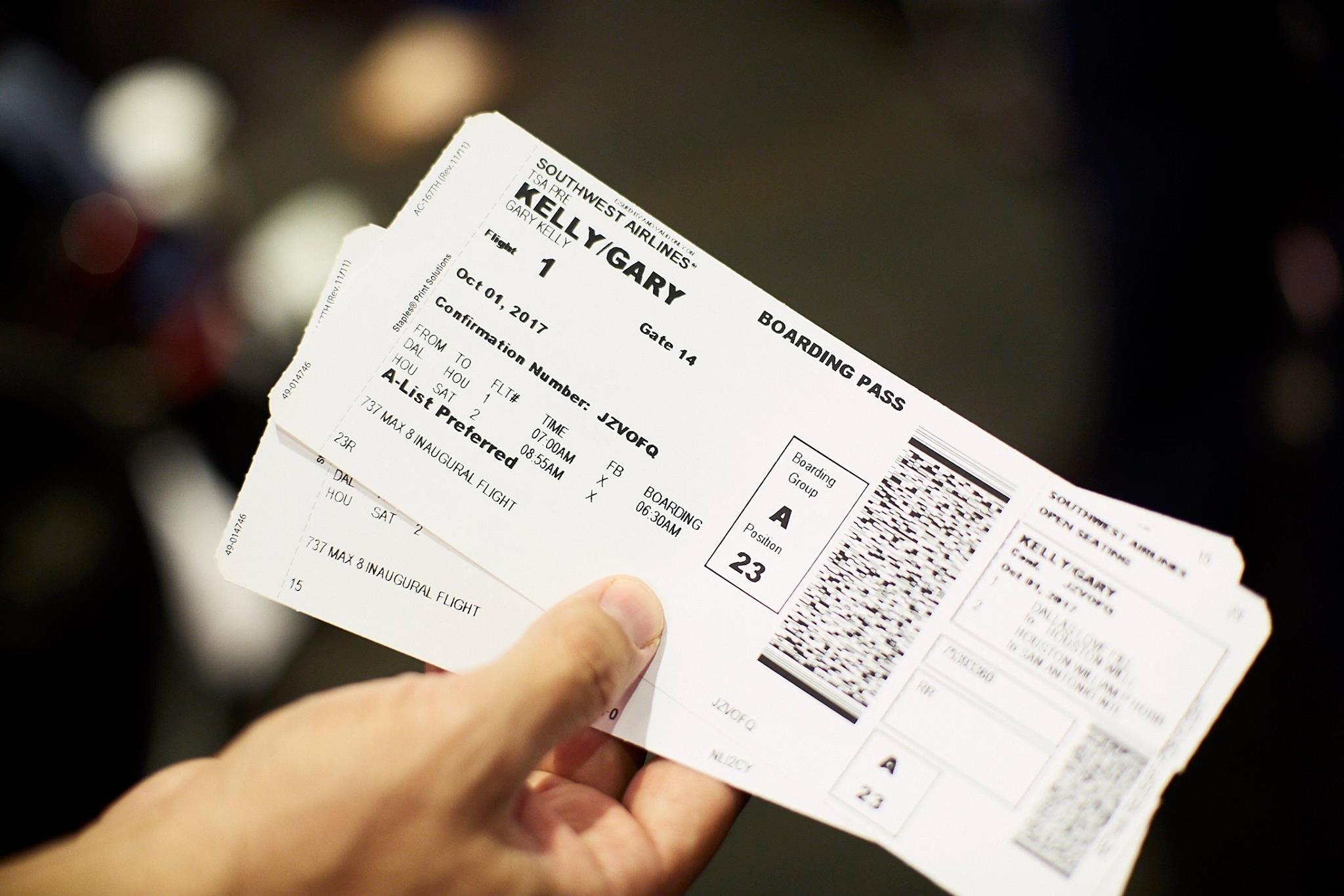 southwest airlines a-list status rewards – Southwest airline tickets