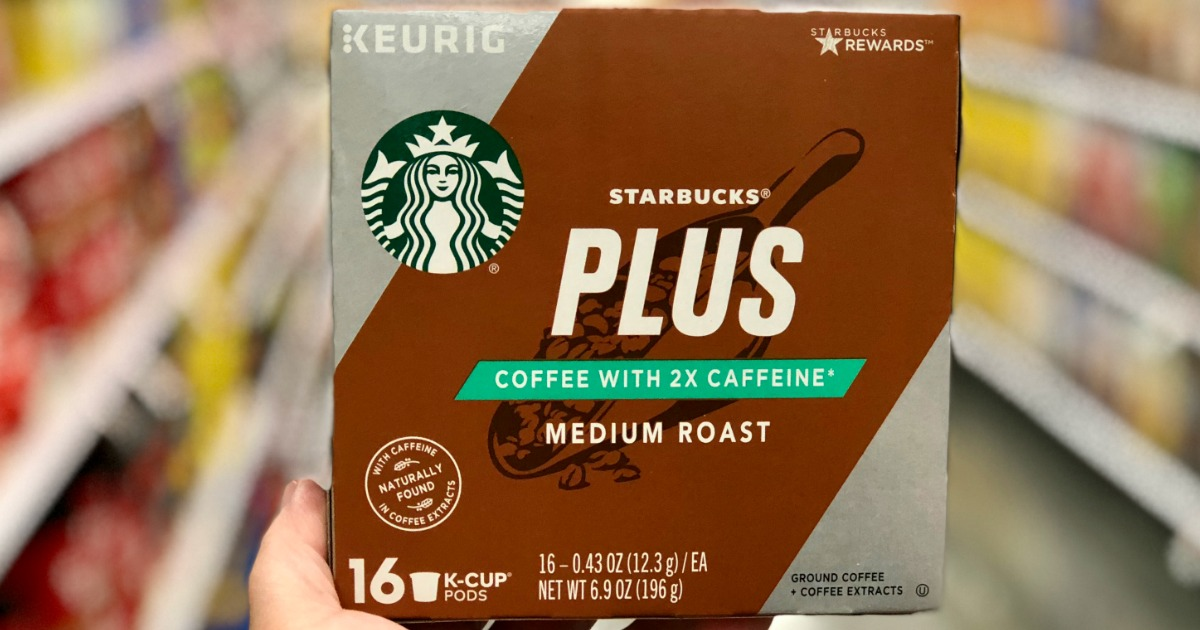 c05ee4968c5 Starbucks PLUS 16-Count K-Cups Only $7.99 Each at Target - Hip2Save