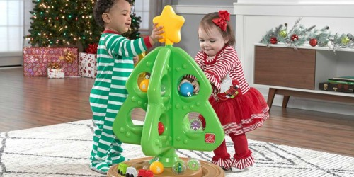 Amazon: Step2 My First Christmas Tree w/ Bonus Ornaments Only $39.99 Shipped