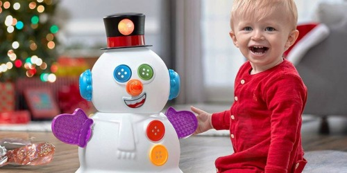 Amazon: Step2 My First Snowman Only $34.99 (May Sell Out Quickly)