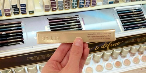 Buy 1 Get 1 Free Stila Eye Liners + Extra 10% Off
