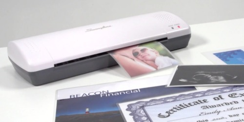 Office Depot/OfficeMax: Swingline Thermal Laminator Only $11.19 (Regularly $25)