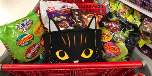 $5 Off $30 Halloween Purchase at Target (Candy, Costumes, Decor & More)