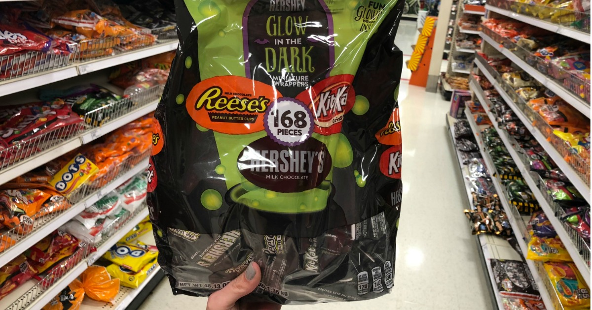 40% Off Halloween Trick,or,Treat Candy Bags at Target (Today
