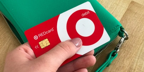 Sign Up For Target's REDcard to Score $25 Off $100 Purchase