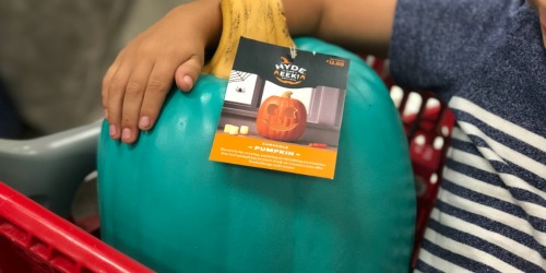 Participate in The Teal Pumpkin Project w/ 25 NON-Candy Halloween Treat Ideas