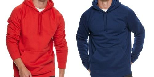 Kohl's: Tek Gear Men's and Boys Fleece Hoodies or Pants as Low as $7.19 (Regularly $25+)