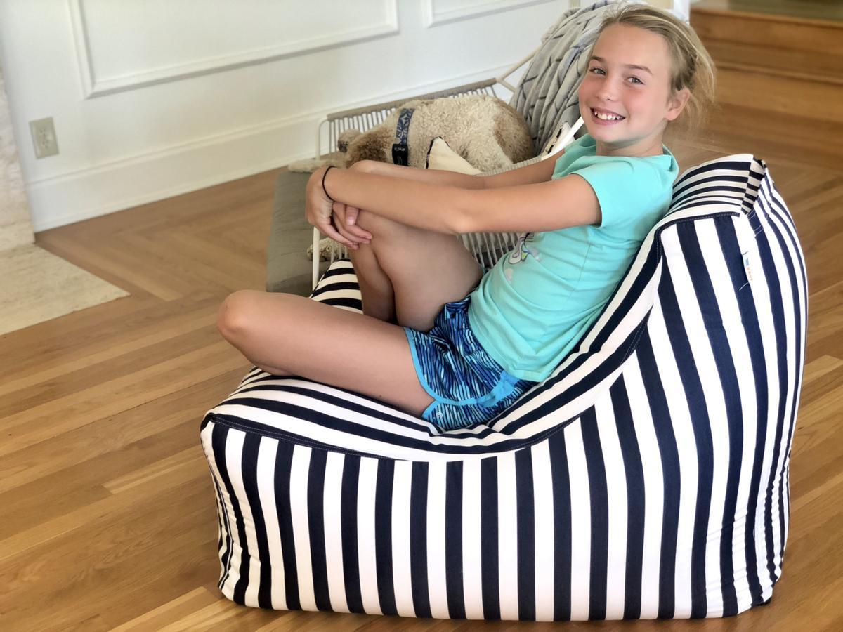 Enter to win (or score a great deal on) a Juniper Outdoor Bean Bag Chair – The Apollo Box model