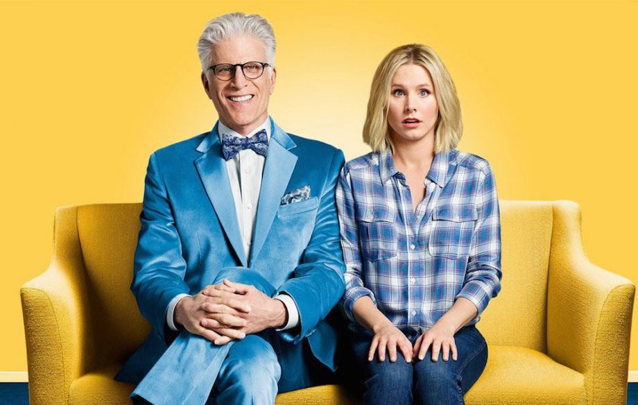 The Good Place on Hulu