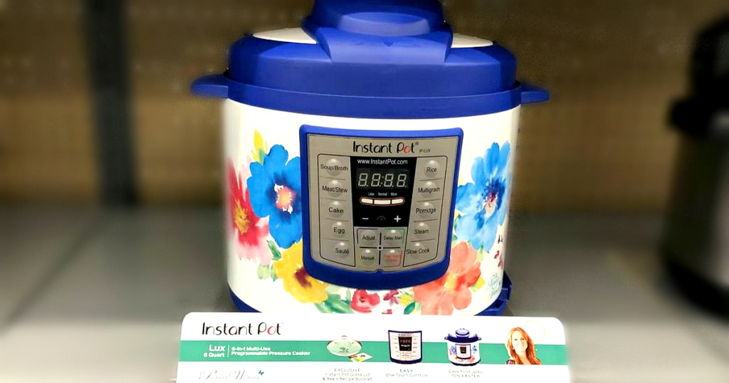 The Pioneer Woman Instant Pot at Walmart