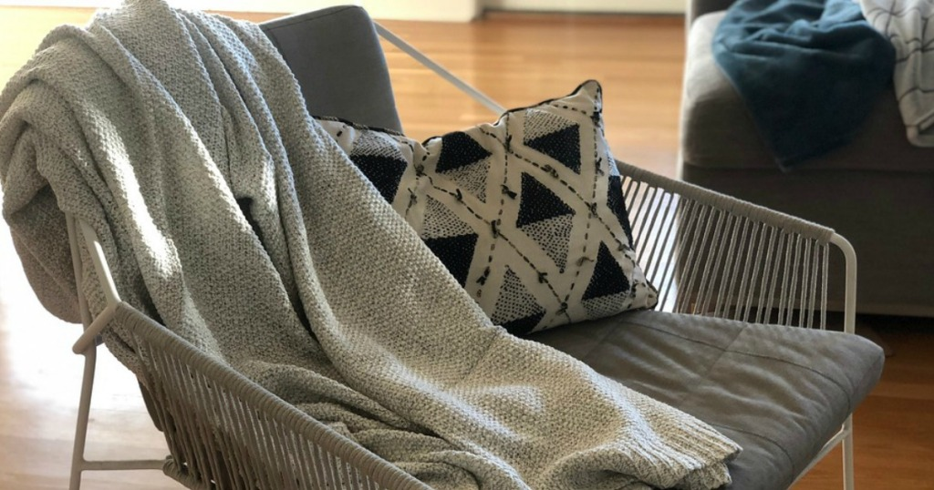 Targetcom 30 Off Threshold Sweater Knit Blankets Awesome Reviews