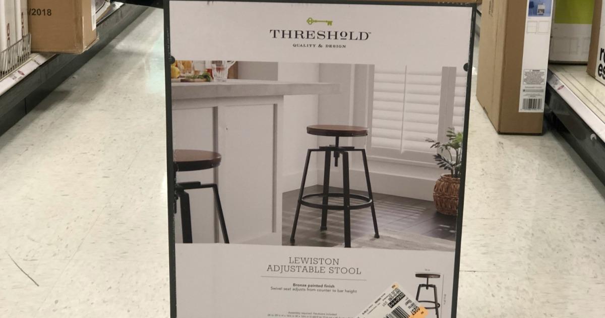 Miraculous Target Com Threshold Adjustable Swivel Stools Only 56 24 Forskolin Free Trial Chair Design Images Forskolin Free Trialorg