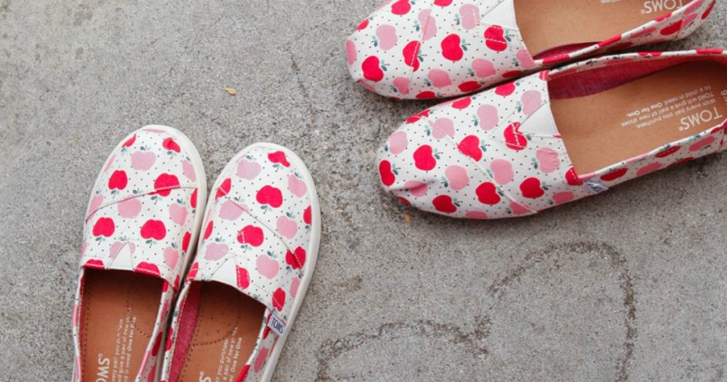 089597b43cd 30% Off TOMS Shoes for The Family - Hip2Save