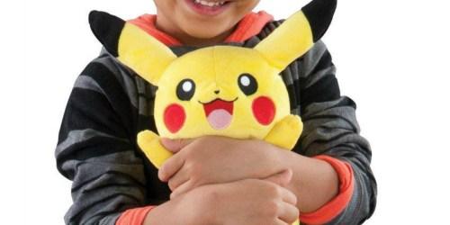 Amazon: My Friend Pikachu Plush Only $14.99 Shipped (Regularly $30)