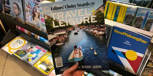 FREE Travel & Leisure Magazine Subscription