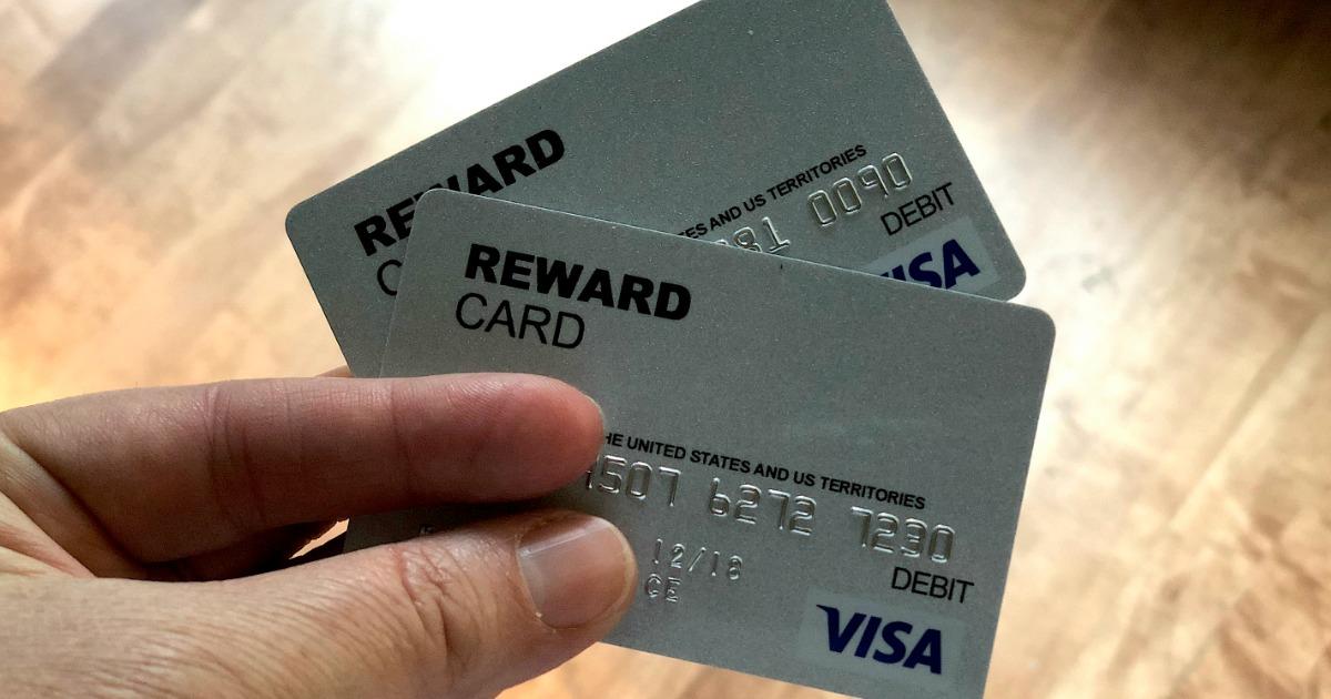 Visa Reward Cards from Kohl's Rebates