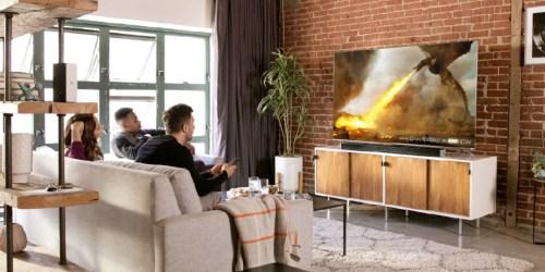 VIZIO P-Series 65″ 4K HDR Smart TV Just $899.77 for Sam's Club Members (Regularly $1,049)
