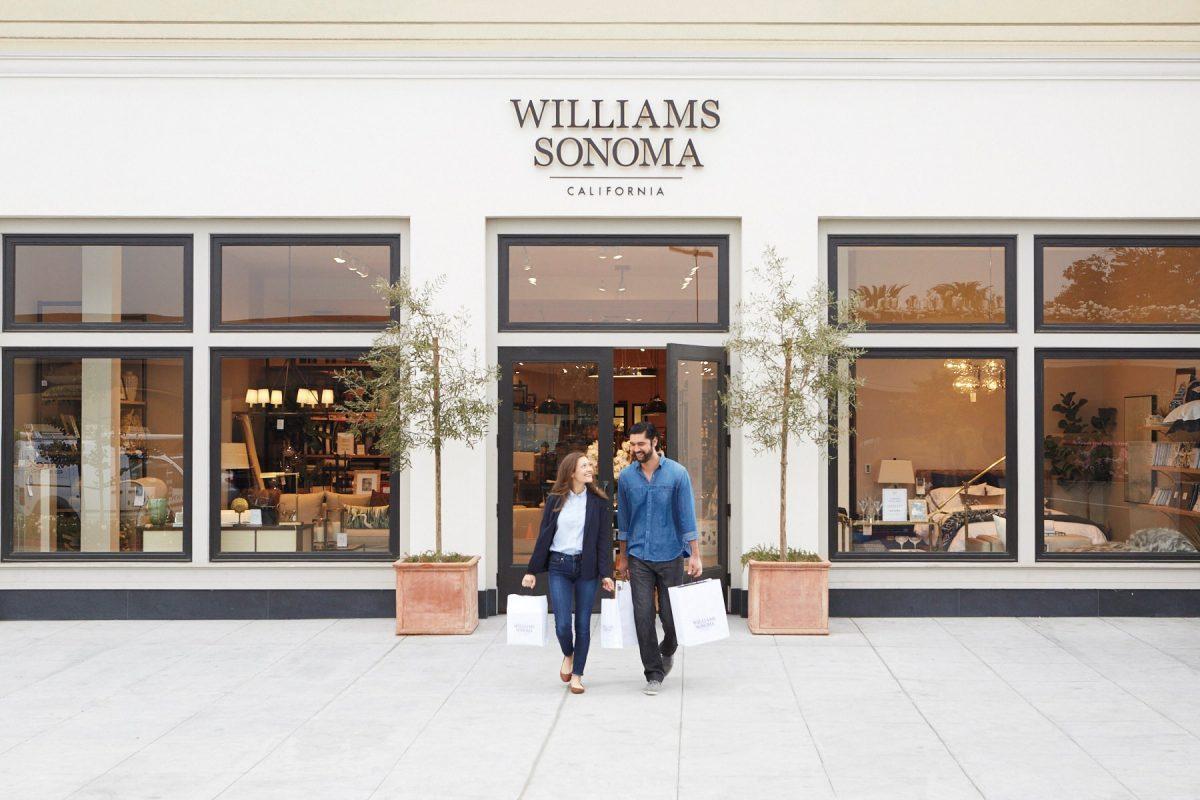 Williams Sonoma store front