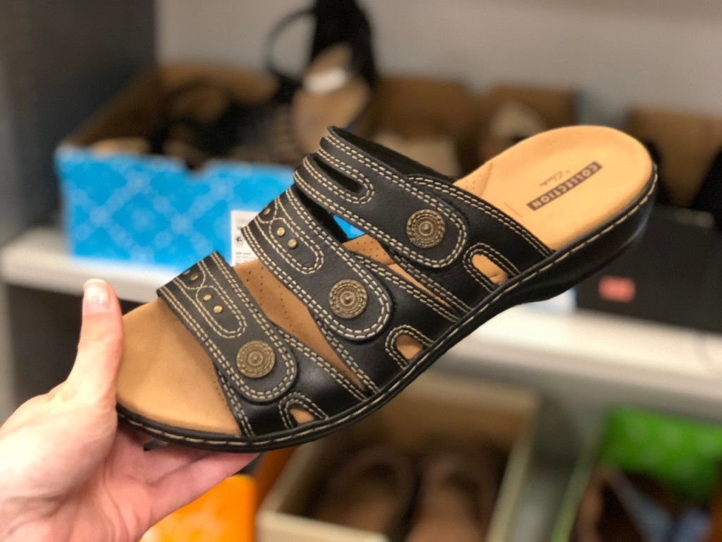 44b37a7c6c80 Arizona Geneva Women s Flat Sandals  12.99 (regularly  37) Minus 50% off  in-store clearance. Or use code MANAGE5 online (30% off) Final cost as low  as  6.49