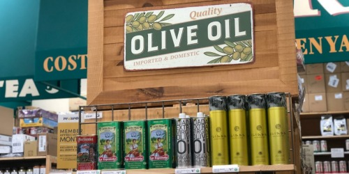 FREE World Market Brand Olive Oil for Rewards Members (Today Only)