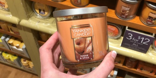 Buy One Yankee Candle & Get TWO Free (In-Store & Online)