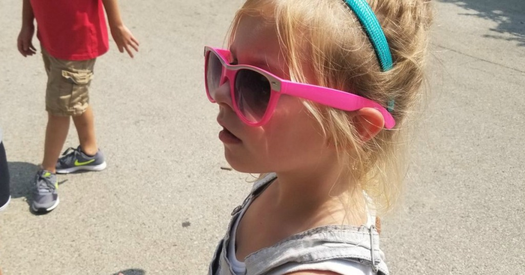 How I Shop For a 6-Year Old Fashionista On A Budget