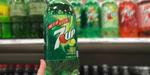 7UP 2-Liters Only 72¢ Each After Cash Back at CVS (Starting 10/14)