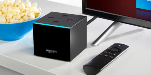 Amazon Fire TV Cube 4K Voice-Command Media Streamer as Low as $43 Shipped (Regularly $120)