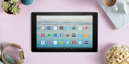"Fred Meyer: Amazon Fire HD 8"" Tablet Just $39.99 After Gift Card"
