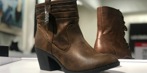 Arizona Women's Boots Only $22.49 at JCPenney (Regularly $60)