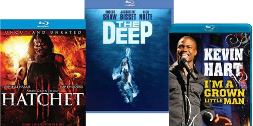 Over 50 Blu-ray Movie Titles as Low as $4.99 Shipped at Best Buy