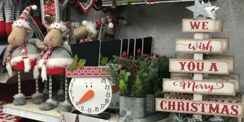 $10 Off $50+ Big Lots Purchase = Great Deals On Holiday Decor