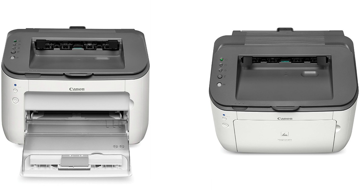 Amazon: Canon Wireless Laser Printer Only $39 98 Shipped