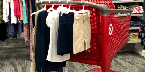 Up to 70% off Cat & Jack Uniforms at Target