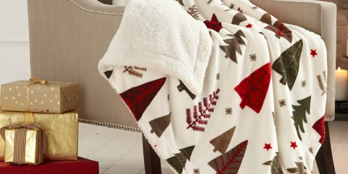Plush Throws Only $16.79 on Zulily (Regularly $60)