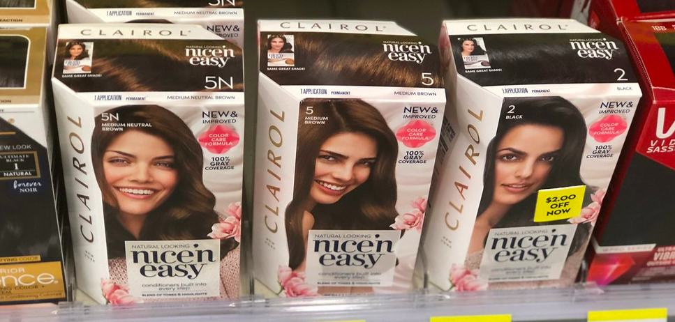Rare Buy 1, Get 1 Free Clairol Hair Color Coupon = Only $1 Each After Rite Aid Rewards