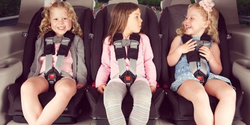 Diono Radian All-in-One Convertible Car Seat Only $199.99 Shipped (Regularly $250)